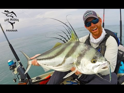 Kayak Fishing Panama: Los Buzos Resort