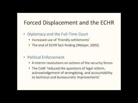04: Dr. Darren Dinsmore, 'Internal Displacement in Turkey...'