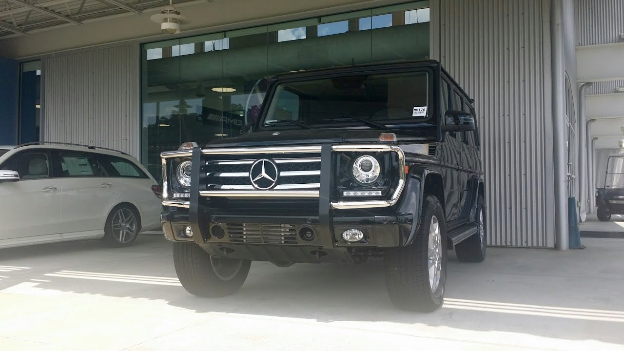 2015 mercedes benz g550 review
