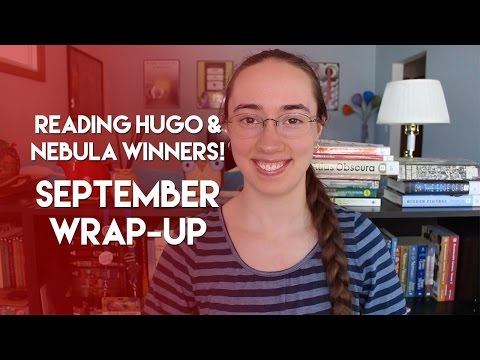Reading Hugo & Nebula Winners | September Wrap-Up