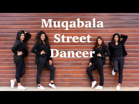 Muqabla - Street Dancer | Natasha Baweja Choreography