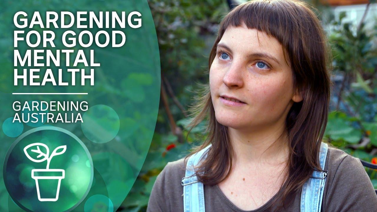 Recovering from post-natal depression with gardening | Urban Farming | Gardening Australia