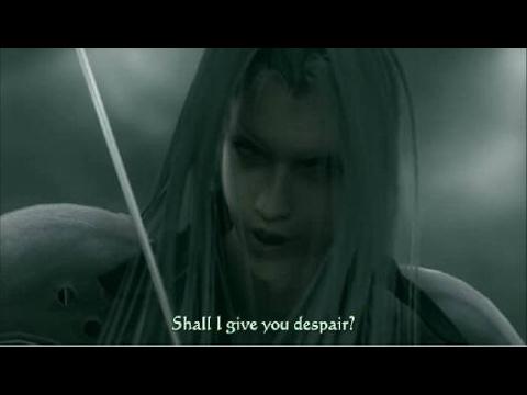 Mobius Final Fantasy JP: Sephiroth Cosplay WoL!