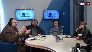 """Дискуссия о причинах и последствиях ураганного ветра в программе """"Круглый стол""""  #MIXTV"""