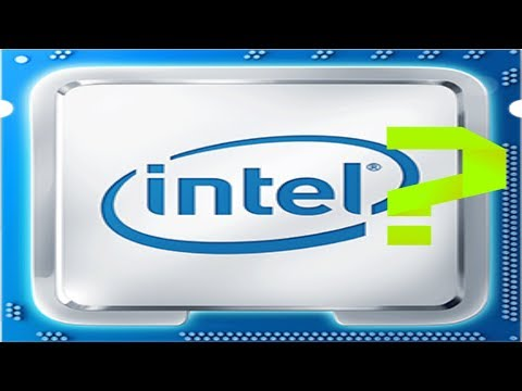 How To Find What Generation Your Intel Processor Is In Windows