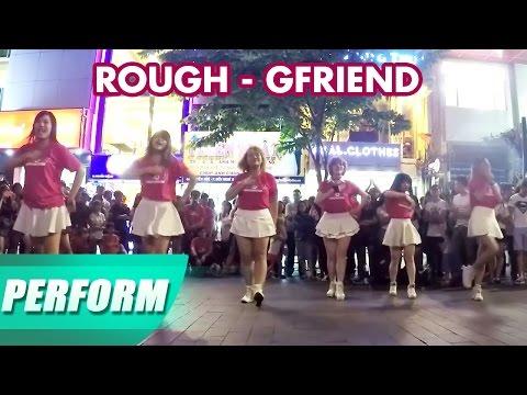 Lốc Cốc Show 9 | Rough - Gfriend | Panoma Dance Crew | Phố đi bộ Nguyễn Huệ