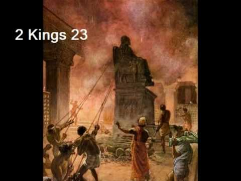 2 Kings 23 (with text - press on more info. of video on the side)