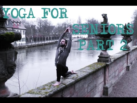 Yoga for Seniors by Javier Salinas | Part 2