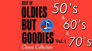 79 Greatest Hits Oldies But Goodies   50's, 60's & 70's Nonstop Songs Vol 1