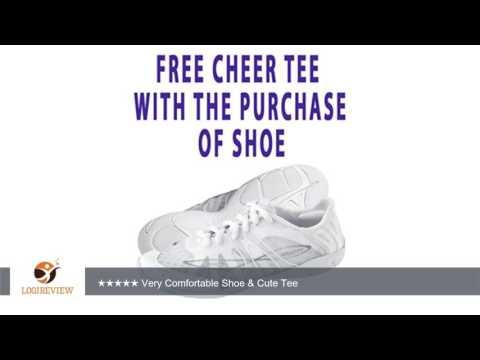 Nfinity Vengeance Cheer Shoe & Free Tee Shirt | Review/Test