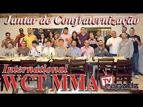 TV Pegada #0049 - Jantar de Confraternização do International WCT MMA