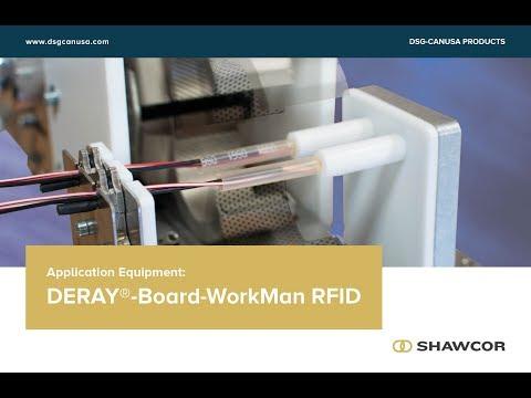 DERAY®-Board-WorkMan RFID