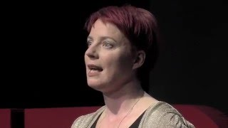 Why raising your vibration increases serendipity. | Joanna McEwen | TEDxUniversityofBrighton