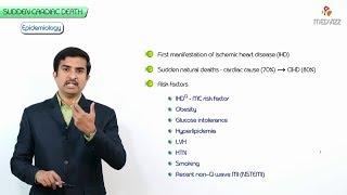 Sudden cardiac death / Cardiac arrest - Cardiovascular pathology USMLE Step 1