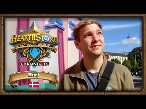 Hearthstone Championship Tour Chronicles - Hoej