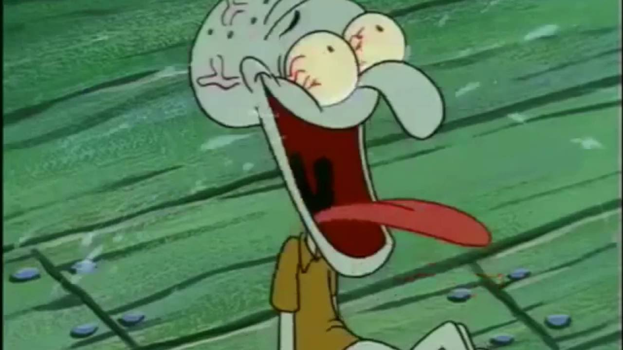 Times Squidward Was a Nice Guy on SpongeBob SquarePants  Spongebob Meme Squidward