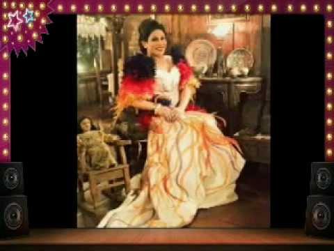 Transformation jessie glova as Imelda Marcos - YouTube