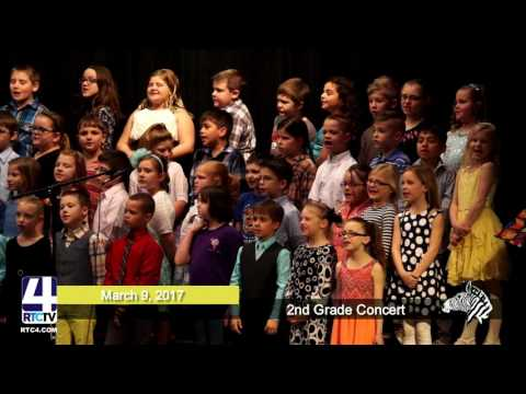 SP   Columbia Second Grade Concert   03 09 17