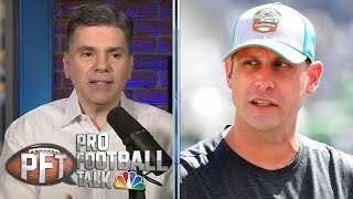 Which new head coach will have the most success?   Pro Football Talk   NBC Sports