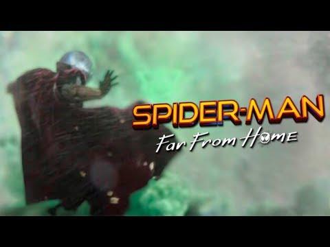 Reaction   Тизер-Трейлер «Человек-Паук: Вдали от Дома/Spider-Man: Far From Home»