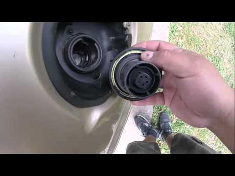 Tapa de gasolina chevrolet captiva
