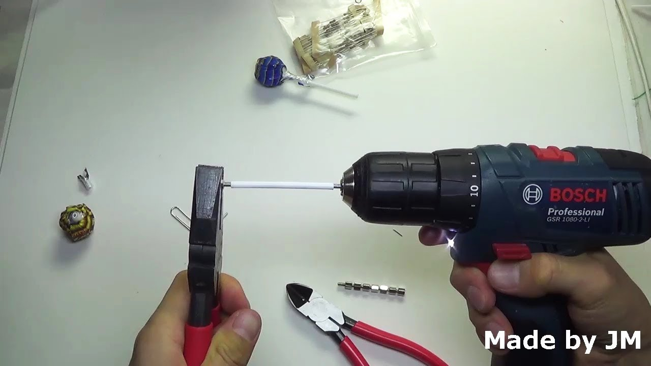 Create A Electric Shock Resistant Tool