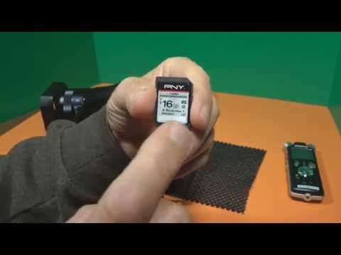 What's Inside SDHC Cards