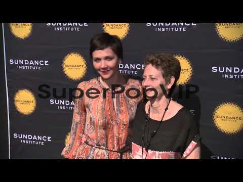 Maggie Gyllenhaal and mother Naomi Foner Gyllenhaal at 20...