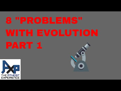 Clare on Evolution Difficulties | Atheist Experience 21.50