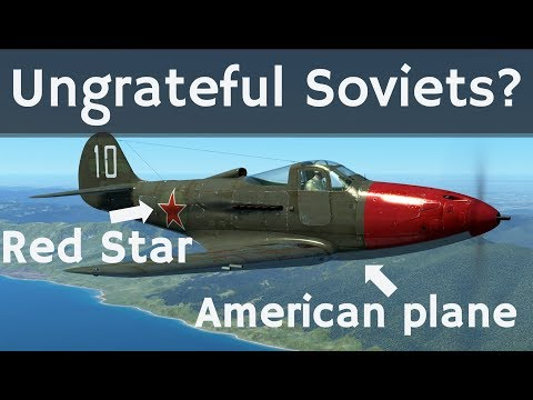 ⚜ | Ungrateful or Insignificant? - Western Planes in the Soviet Air Force