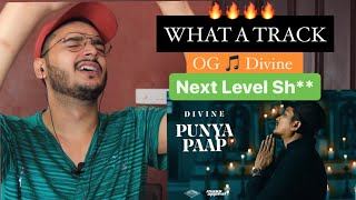 DIVINE Punya Paap REACTION | Punya Paap Reaction | REAL REACTION *UNCUT* | RTV PRODUCTIONS