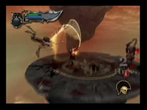 God of War Challenge of the Gods 10.wmv