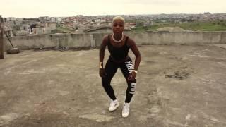 serge beynaud okéninkpin-demo danse N°7-ZOTA - en concert à Abidjan le 1er mars 2015