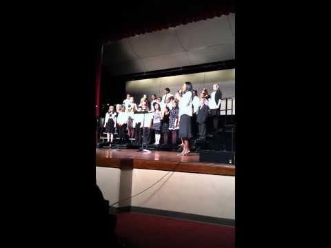 Ruth Hill Elementary School concert
