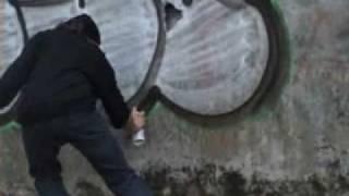 FAC Graffiti-Bombing [Nokturnal Ghostz Klan]