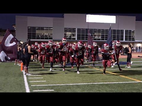 Covina High School Varsity Football 2019-2020