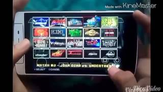 Wwe 2k13 on ppsspp gameplay