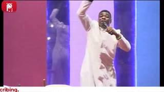 WOLI AGBA @ CHRIST LIFE YOUTH MEGA JAM 2018