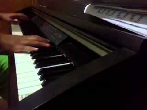 Yanni Until the last moment piano COVER by : ArAm OmRaN