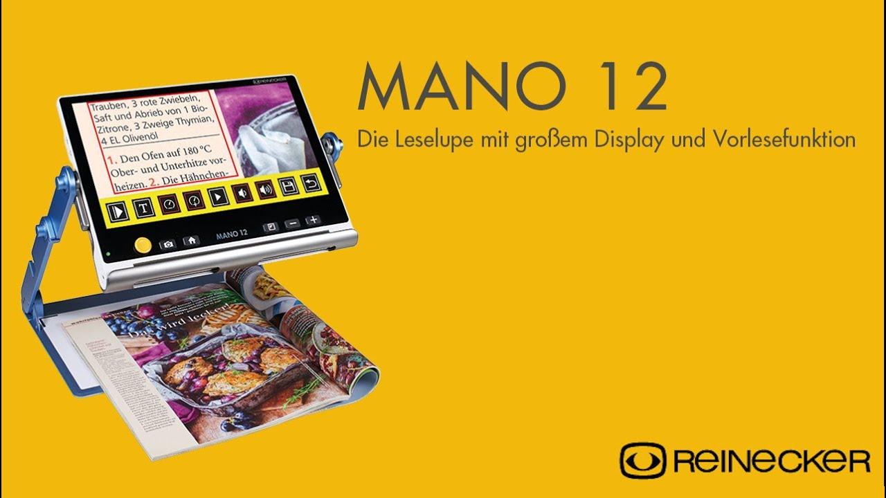 video Mano 12