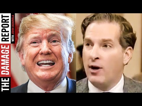 Trump SCREWED As Impeachment Scholars Admit Reality