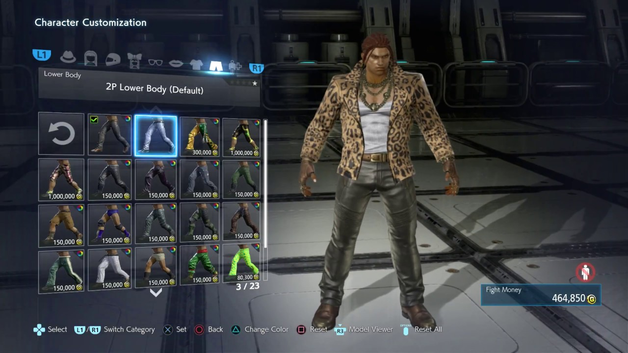 25 Minutes Of Tekken 7 Gameplay Character Customization Story Mode
