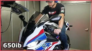 FLASHED My 2020 BMW S1000RR | 44HP RESTORED!