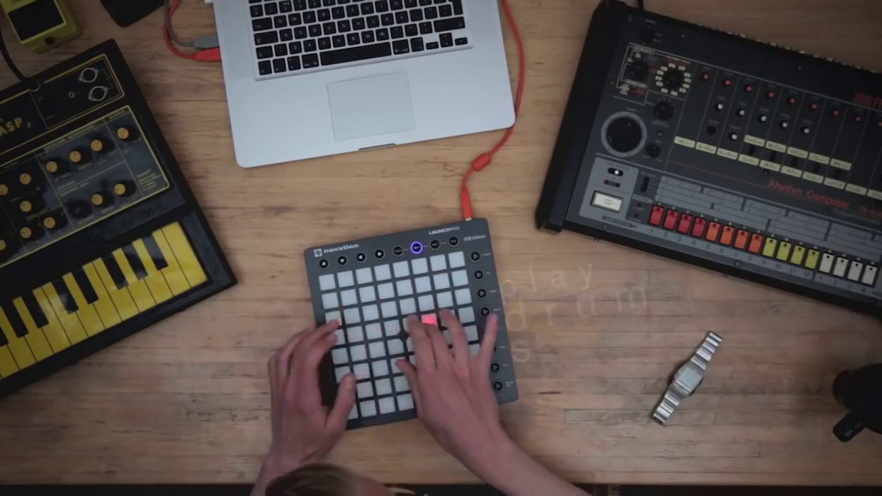 Novation Launchpad Mk2 Music Creator
