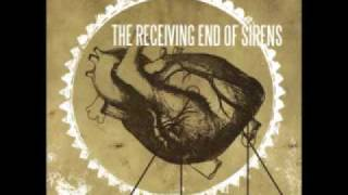 The Receiving End Of Sirens - The War Of All Against All (Acoustic)