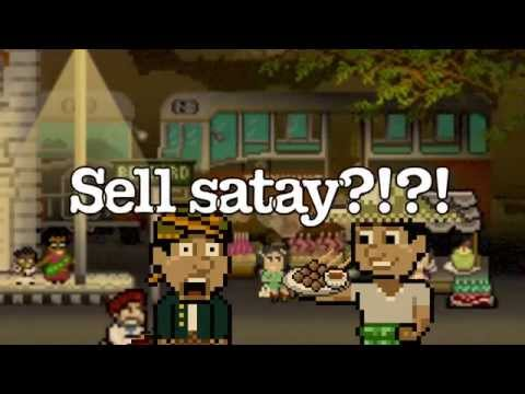 Satay Club Game Trailer 2 (short)
