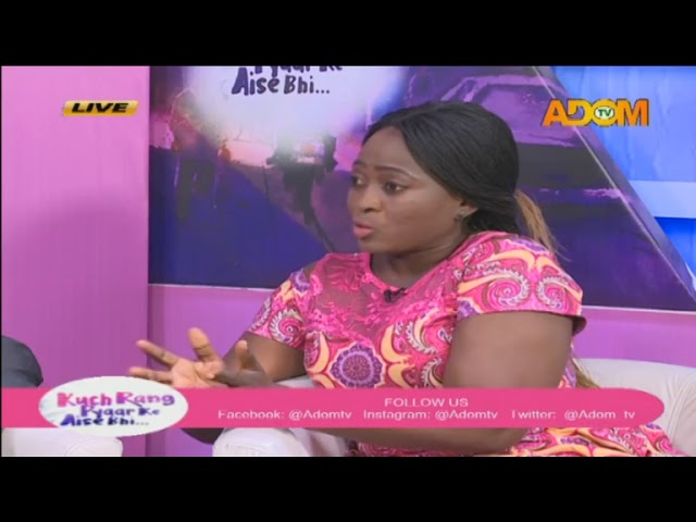 Kuch Rang Chat Room - Adom TV (24-4-18)
