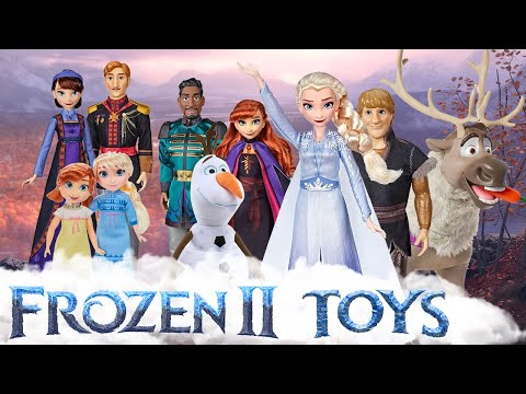 New Frozen 2 Toys, Dolls, And Merchandise 2019