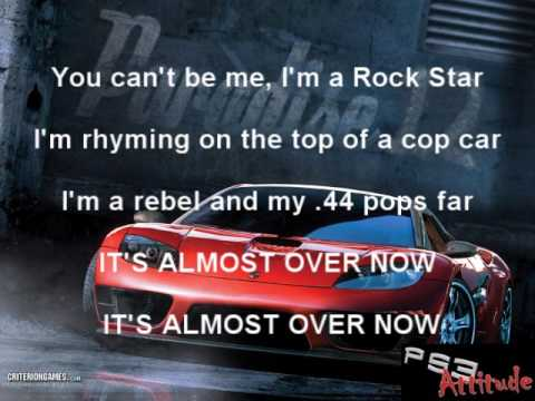 N.E.R.D. - RockStar (Jason Nevins Remix Edit) With Lyrics