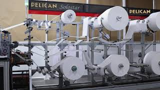 PELICAN ROTOFLEX HAS DEVELOPED INDIA'S FIRST FULLY AUTOMATIC MACHINE FOR N 95 MASK | zappl